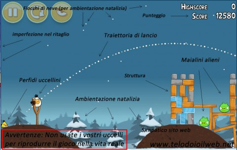 Natale con Angry Birds