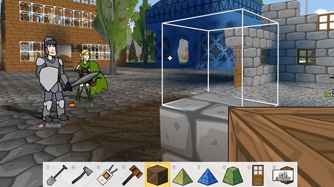 Gioco simile a Minecraft – con tante novità interessanti