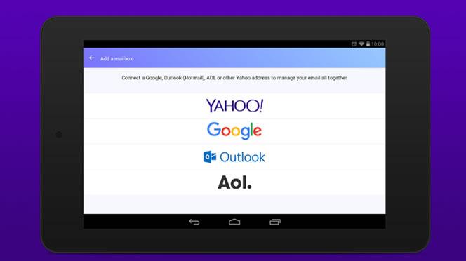 Nuove funzioni per Yahoo Mail – accesso con account multipli