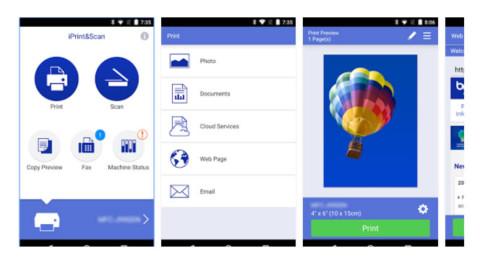 Stampare documenti con un App free