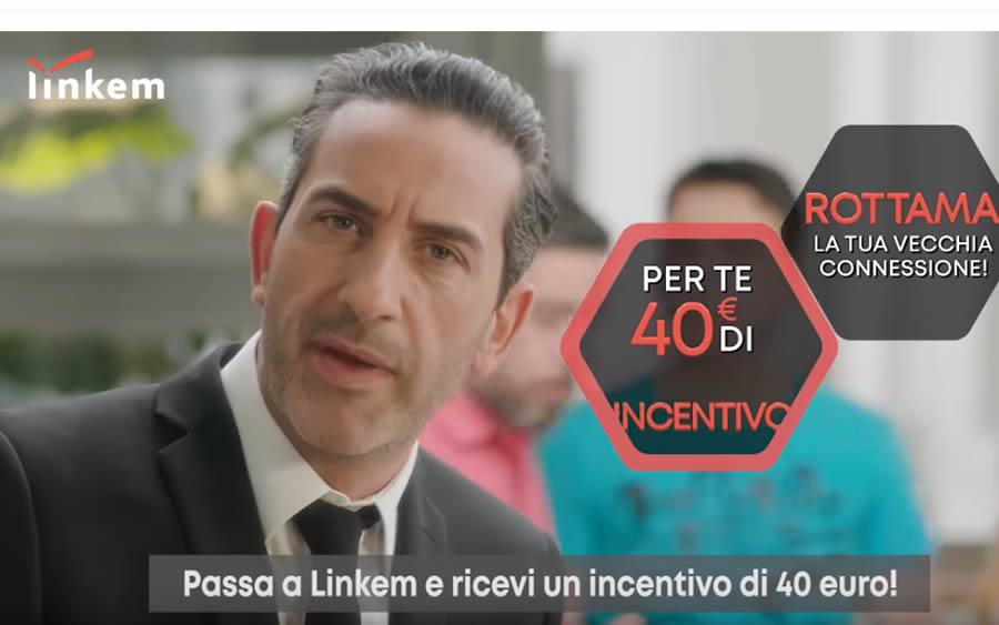 Offerta connessione internet da Linkem