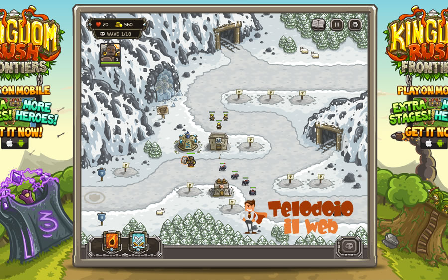 Tower Defence PC flash